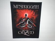 Meshuggah Obzen Back Patch