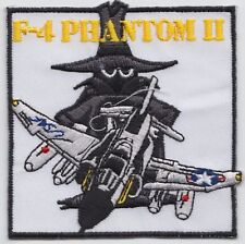 US Air Force F-4 Phantom II Embroidered Patch ** LAST FEW **