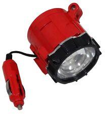 Lampe baladeuse lumière de secours pour prise allume-cigare 12V couleurs variées