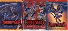 GARGOYLES - TV Series Complete Seasons 1&2 DVD Set BRAND NEW Free Ship