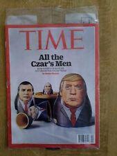 Time Magazine All the Czars Men