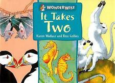 It Takes Two (Wonderwise), New, Karen Wallace, R Collins Book