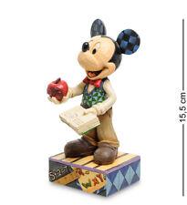 Enesco Disney Traditions Jim Shore 4049634 Figurine Mickey Mouse teacher