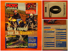 MOTO journal N° 1304 du 04/12/1997 -On a roulé sur la Voxan ! -Honda CBR 900 RR