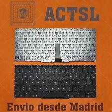 "TECLADO ESPAÑOL para Apple Macbook Air A1370 11.6"""