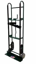 800lb Appliance Dolly Moving Hand Truck Cart Heavy Duty Stair Climber Strap Belt