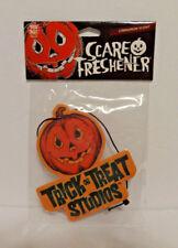 Trick or Treat Logo Scare Fresheners Cinnamon Scent