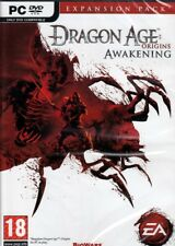 Dragon Age: Origins Awakening (PC Game Win 7/XP/Vista)Expansion FREE US SHIPPING