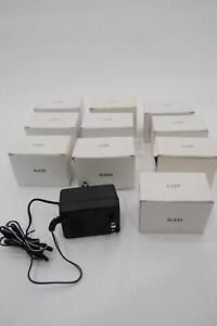 New Lot of 10 13.5V 1000mA 60Hz 21W Power Supply P48131000A010G Class 2 6ft Cord