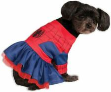 Rubies Dog Pet Costume Marvel Spider Girl Classic Medium