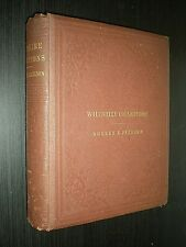 WILTSHIRE TOPOGRAPHICAL COLLECTIONS. JOHN AUBREY. 1862. REVISED BY JACKSON
