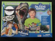 Dr. Steve Hunters T-Rex Tooth Paleo Lab Paleontologist Approved DIY Science Kit