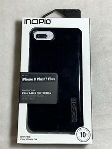 Incipio DualPro Case for iPhone 8 Plus/ iPhone 7 plus - Smoke!
