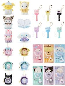 Japan Sanrio Store character changing plush/clothing/mini bag/accessories ALL IN