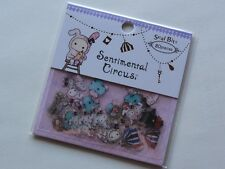 San-X Sentimental Circus seal bits sack sticker cute kawaii GIFT planner SALE