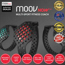 MOOV NOW Motion Tracker Activity Real Time Audio Coach Bluetooth Sports Fitness