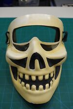 Custom paintball face mask from late 1980s. Rare! Old School! Vintage!