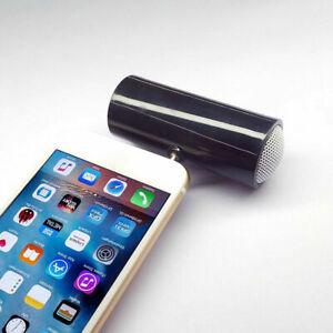 3.5mm Jack Plug In Mini Speaker Stereo MP3 Portable fits Phone Laptop Tablet