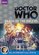 Doctor Who - Death To The Daleks (DVD, 2012)