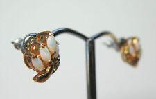 Natural Opal Fashion Earrings