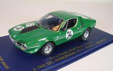 M4 1/43 Alfa Romeo Montreal Corsa Nürburgring 1973 Gleich & Weizinger OVP #1123
