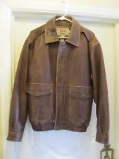 Leather Jackets, Mens, Cabela's, Cabela's Leather Jackets, Medium, Leather Coat