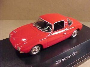 DKW Monza 1956 Rouge 1:43 Model 51724 Starline