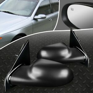 FOR 01-05 SATURN L LW LS PAIR OE STYLE POWER ADJUSTMENT+HEATED SIDE DOOR MIRROR