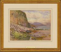 Edward Davies RI (1841-1920) - Signed & Framed Watercolour, In the Isle of Skye