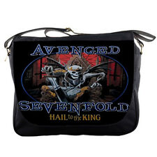 Avenged Sevenfold Messenger School College Band Metal Emo Bag-NEW