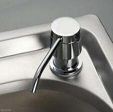 Kitchen Bathroom Sink Liquid Shampoo Soap Lotion Holder Bottle 300Ml Dispenser