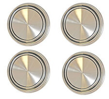 "NEW! 7"" Style Steel Wheel Hub Caps Ford Mustang Torino Comet Fairlane Set of 4"