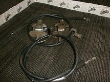 Gsf400 Bandit gk75a variable válvula 1992 importación posterior cadena Ajustable Cable De Embrague