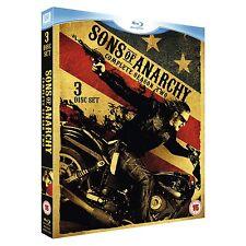 Sons of Anarchy - Season 2 Blu-ray Region B New