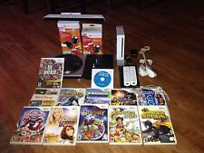 wii console and accesories