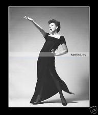 1963-rpt JUDY GARLAND RICHARD AVEDON Harry Winston Jewelry Norell Gown NY MATTED