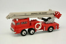 Shinsei Mini Power 1/78 - Simon Snorkel Fire Engine Nacelle Pompiers