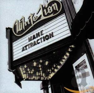 WHITE LION - Mane Attraction CD