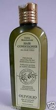 OLIVOLIO NATURAL CONDITIONER with VIRGIN OLIVE OIL ALL HAIR TYPES 200ml