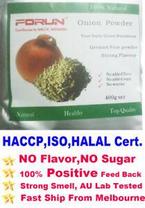 FORUN Natural Onion Powder 1.2 Kg-Free Fast Ship by AU POST