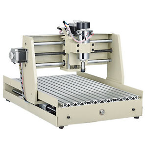 USB Port 3AXIS 3040 CNC Router Engraving Milling Drilling 3D Cutter 400W + RC