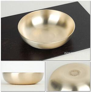 [by Artisan Kyung-Su Kim]Korean Bangjja Yugi Side Dish Bowls (Coupes)