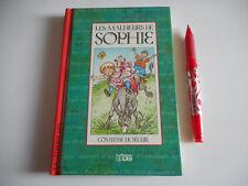 LES MALHEURS DE SOPHIE - COMTESSE DE SEGUR - EDITIONS LITO
