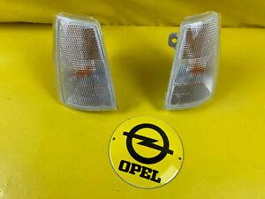 New Opel Kadett E Set White Indicator Light White Tuning Gsi 16V 2,0 Set