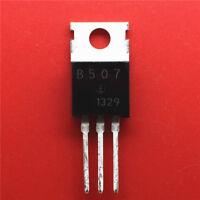 10PCS 2SB507 Japan-Transistor pnp 60V 3,0A 1,8W