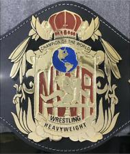NWA Old School Wrestling Championship Belt Replica