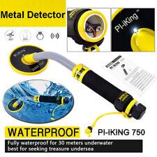 PI-iKing 750 Metal Detector 30M Underwater Waterproof Pinpointer Treasure Finder