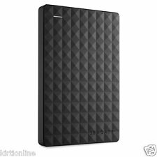 Seagate Expansion Portable Hard Drive 2TB External Hard Disk USB 3.0/2.0*