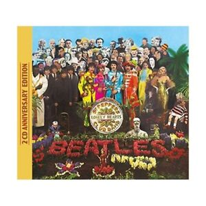 CD BEATLES Sgt. Pepper's Lonely Hearts Club Band - Anniversary Deluxe Edition 60