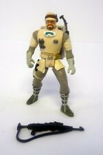 STAR WARS HOTH REBEL TROOPER Power of the Force Figure COMPLETE C9+ 1997
